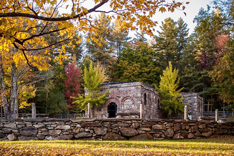 A Shrine Echoes From Ancient Turkey to Hilly Vermont