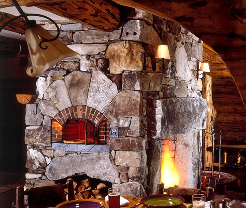 Best Fireplace – 2006 – Masonry Construction Magazine