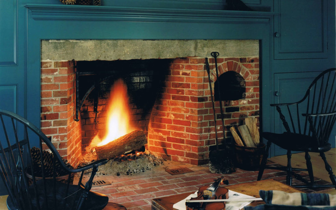 Antique Rumford Fireplaces