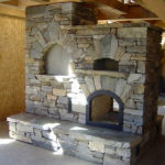 Masonry Heater - Side2