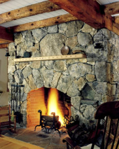 Stone Fireplaces Brown Family Masonry